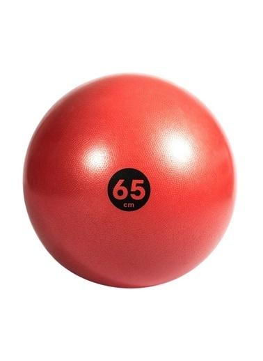 Reebok Rab-40016Rd 65Cm Çift Renkli Pilates Topu   Kırmızı